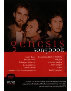Genesis : The Genesis Songbook (DVD)