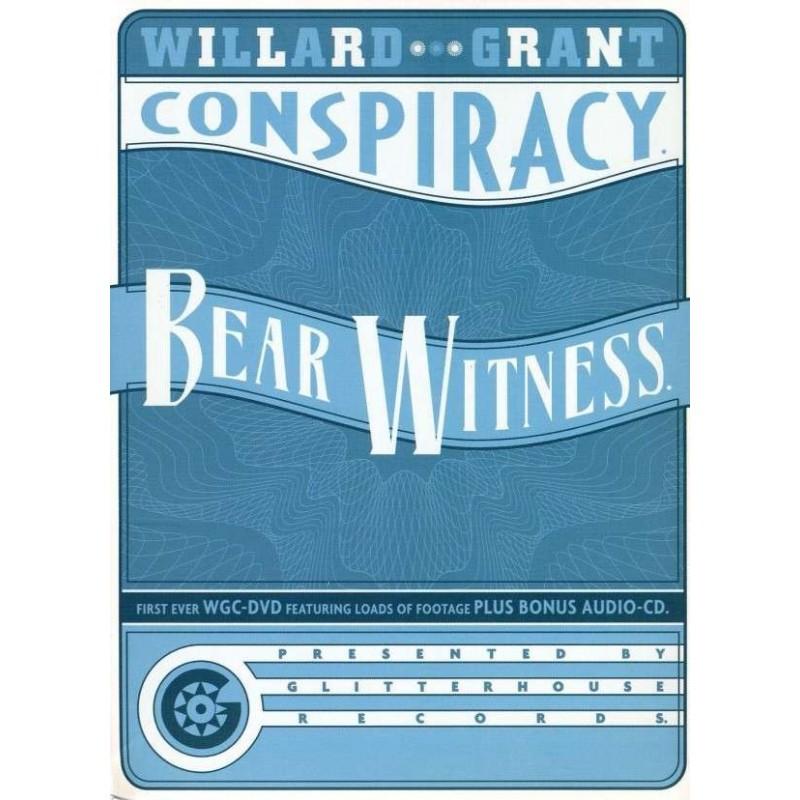 Willard Grant Conspiracy : Bear Witness. (DVD)