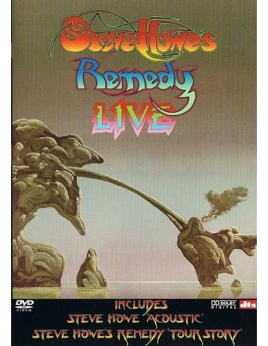 Howe, Steve : Steve Howe's Remedy Live (DVD)