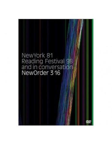 New Order : 3 16 (DVD)