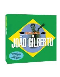 Gilberto, João : The Bossa Nova Vibe Of João Gilberto (2-CD)