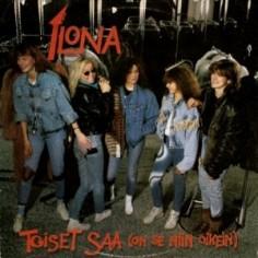 Ilona : Toiset Saa (On Se Niin Oikein) (LP)