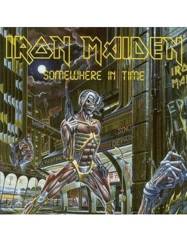 Iron Maiden : Somewhere In Time (LP)
