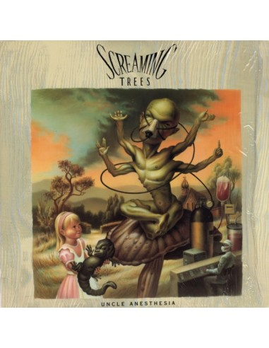 Screaming Trees : Uncle Anesthesia (LP)