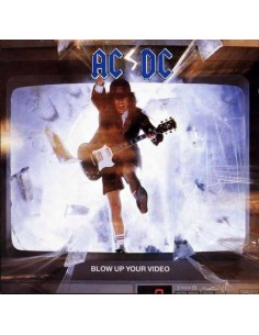 AC/DC : Blow Up Your Video (LP)