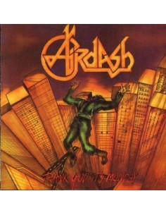 Airdash : Thank God It's Monday (LP)