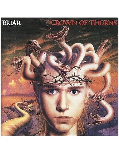 Briar : Crown Of Thorns (LP)
