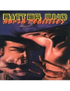 Bitter End : Harsh Realities (LP)