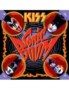 Kiss : Sonic Boom (CD)