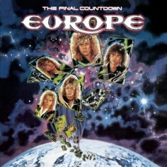 Europe : The Final Countdown (LP)