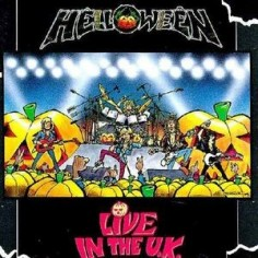 Helloween : Live In The U.K. (LP)