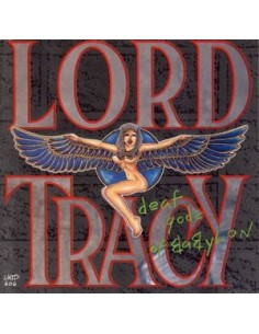 Lord Tracy : Deaf Gods Of Babylon (LP)