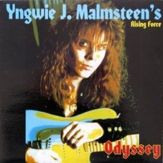 Malmsteen, Yngwie & Rising Force : Odyssey (LP)