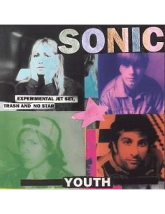 Sonic Youth : Experimental Jet Set (CD)