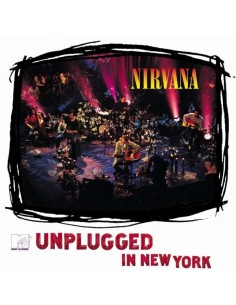 Nirvana : MTV Unplugged In New York (LP)