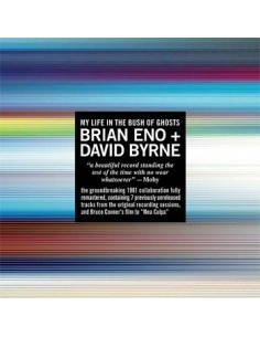 Eno, Brian & David Byrne : My life in the bush of Ghosts (CD)