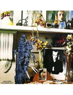 Eno, Brian : Here Come The Warm Jets (CD)