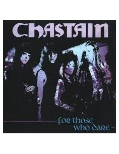 Chastain : For those who dare (LP)