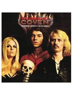 Coven : Witchcraft destroys minds & reaps souls (LP)