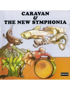Caravan : Caravan & The New Symphonia (CD)