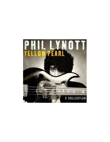 Philip Lynott Yellow Pearl