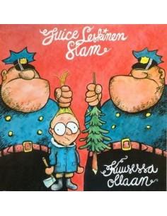 Leskinen, Juice Slam : Kuusessa Ollaan (LP)