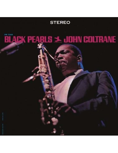 Coltrane, John : Black Pearls (LP)