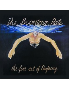 Boomtown Rats : Fine Art of Surfacing (CD)