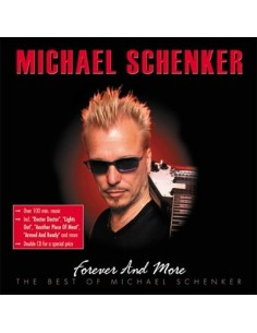 Michael Schenker Forever And More - The Best Of ... (2-CD)