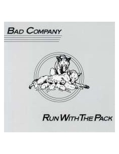 Bad Company : Run with the Pack (CD)