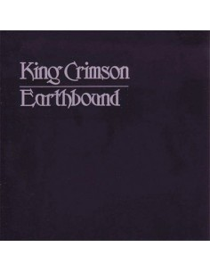 King Crimson : Earthbound (CD)