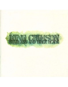 King Crimson : Starless And Bible Black (CD)