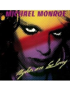 Monroe, Michael : Nights Are So Long (LP)