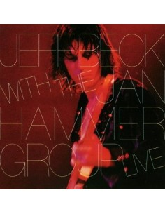 Beck, Jeff With The Jan Hammer Group : Live (LP)