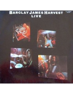 Barclay James Harvest : Live (2-LP)