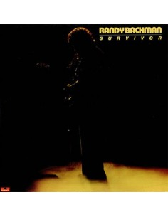 Bachman, Randy : Survivor (LP)