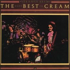 Cream : Strange Brew - the very best of Cream (LP)