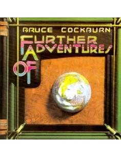 Cockburn, Bruce : Further Adventures Of (LP)