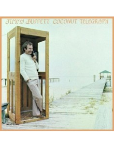 Buffett, Jimmy : Coconut Telegraph (LP)