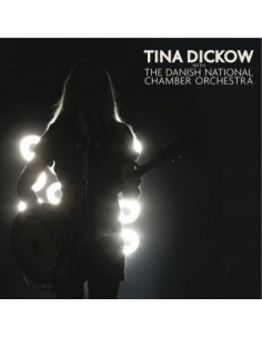 Dickow, Tina : Live With DR Underholdningsorkestret (CD+DVD)
