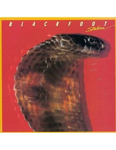 Blackfoot : Strikes (CD)