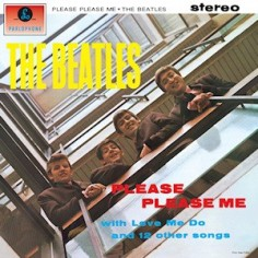 Beatles : Please Please Me (CD)