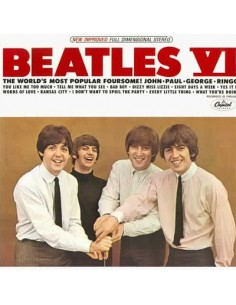 Beatles : Beatles Vi -Us Version- (CD)