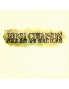 King Crimson : Starless & Bible Black (LP)