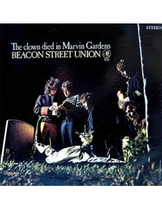 Beacon Street Union : The Clown Died in Marvin Gardens (LP)