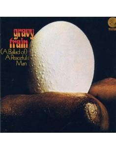 Gravy Train : A Ballad of a peaceful Man (LP)