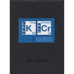 King Crimson : 2014 Elements Tour Box (2-CD)