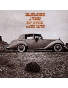 Delaney & Bonnie & Friends: On Tour With Eric Clapton (LP)