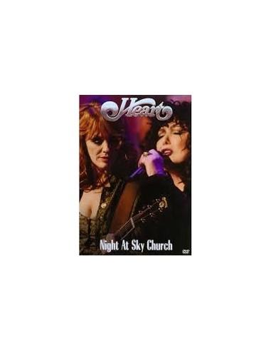 Heart: Night At Sky Church 2010 (Blu-ray)