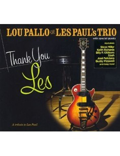 Pallo, Lou : Thank You Les: A Tribute To Les Paul (DVD)